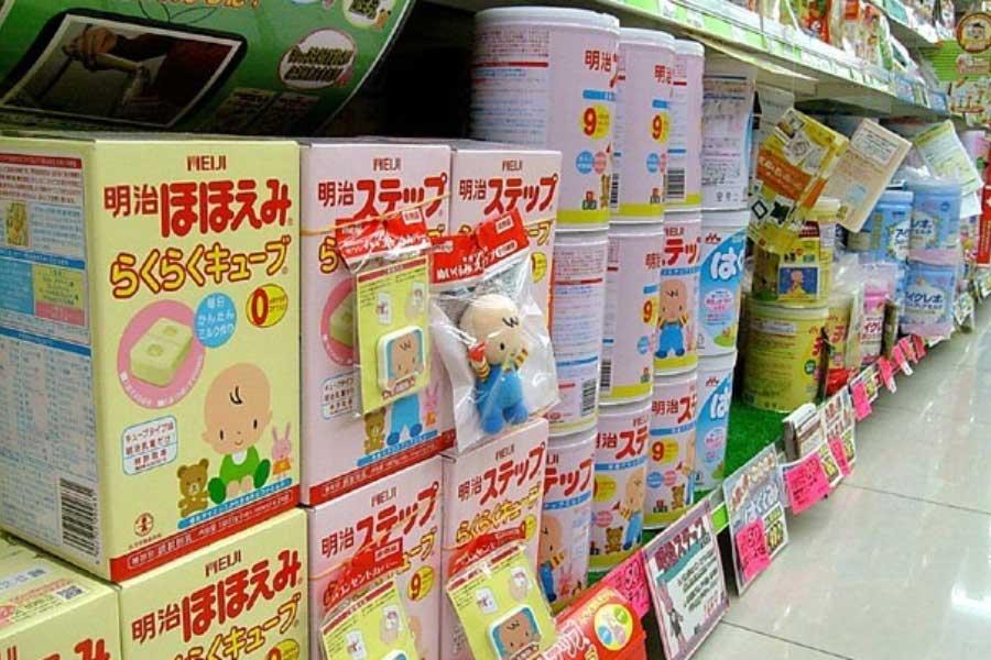 Sữa Meiji nội địa và nhập khẩu mua ở đâu chính hãng, có hoá đơn đỏ, đăng ký?