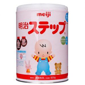 Sữa Meiji Step Số 9 (820g)