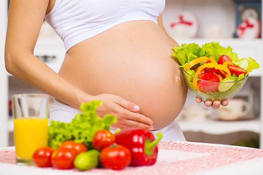 Nhóm dinh dưỡng cần thiết cho bà bầu